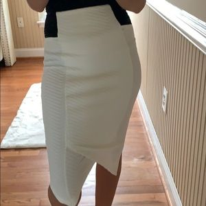 Dresses & Skirts - Black and white skirt